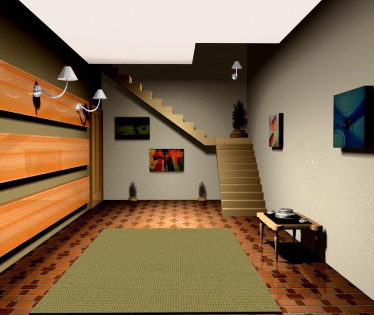 Jak zagospodarować przestrzeń pod schodami?